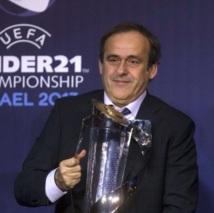 Michel Platini, président de l'UEFA : La bataille contre le racisme est bien loin d'être gagnée