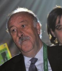 Distinction : Piqué aimerait que Del Bosque soit sacré meilleur entraîneur