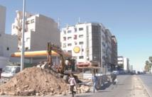 Sur la route Oulad Ziane à Casablanca : La passerelle de tous les dangers et dérangements
