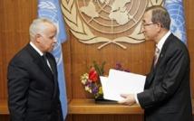Nations Unies : Présentation du programme de la présidence marocaine du Conseil de sécurité