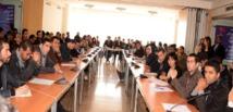 Les grandes lignes de la plateforme  du IXème Congrès de l'USFP : Mobilisation contre toute interprétation portant atteinte aux acquis de la femme dans la Constitution