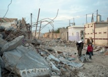 L'armée syrienne poursuit ses bombardements : Les Occidentaux accusent le régime d'utiliser du gaz sarin