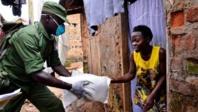 """Le Covid-19 a un impact """"dévastateur """" sur les populations les plus vulnérables"""