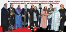 Prévue demain à Rabat : Une chaîne humaine pour dénoncer les violences faites aux femmes