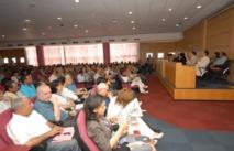Les grandes lignes de la plateforme du IXème Congrès de l'USFP : Pour des mécanismes institutionnels à même de renforcer l'action féminine au sein du parti