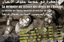 Caravane des anciens mineurs du Nord Pas-de-Calais : Le volet social au centre des préoccupations