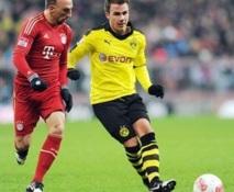 Bundesliga : Le Bayern largue Dortmund
