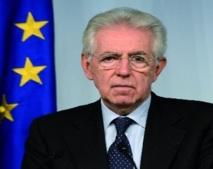Italie : Monti jette l'éponge sous les attaques du parti de Berlusconi