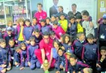 """Entretien avec Gabriel Guedira, directeur technique de l'Arsenal Soccer School : """"Il faut se représenter les aspects économique et sportif pour assurer la pérennisation d'un projet"""""""