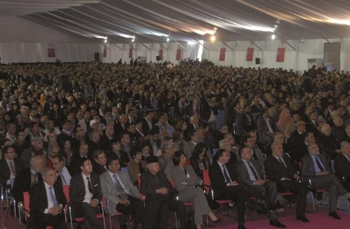 Le IXème Congrès de l'USFP démarre sur les chapeaux de roues : Abdelouahed Radi : le parti a servi le pays dans l'opposition et au gouvernement et il est toujours prêt à le faire pour préserver les acquis du peuple marocain