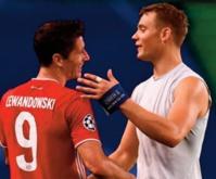 Duel LewandowskiNeuer pour un prix UEFA au parfum de Ballon d'Or