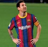 Messi appelle les supporters de Barcelone à l' unité