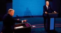 Le débat Trump-Biden vire au chaos