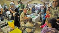 Mission accomplie pour l'hôpital des FAR au camp Zaatari
