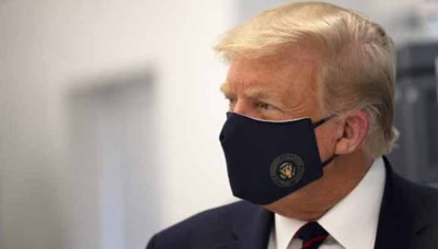 Trump positif au Covid-19