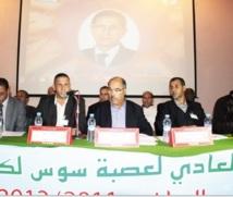 Assemblée générale de la Ligue du Souss de football : Abdallah Aboulkacem aux commandes
