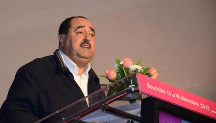 IXème Congrès de l'USFP : Driss Lachgar Premier secrétaire du parti