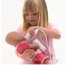 C'est biologique, les garçons n'aiment pas les poupées