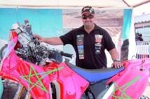 Dakar 2013 : Les couleurs nationales représentées par Harite Gabari