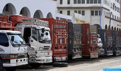 Le transport de marchandises continue d'essuyer de lourdes pertes à Casablanca