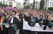 Entre grève et sit-in : Justice et santé reviennent à la charge