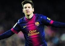 Messi prolonge sa lune de miel avec le Barça