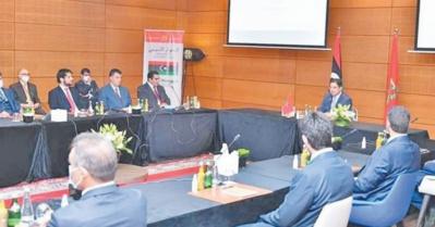 Les deux délégations au dialogue inter-libyen appellent à soutenir le processus de Bouznika