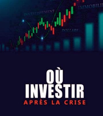 """""""Où investir pendant la crise ?"""" , le nouveau livre de Tony Jazz"""