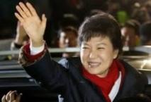 Pour la première fois dans l'histoire : Une femme à la tête de la Corée du Sud