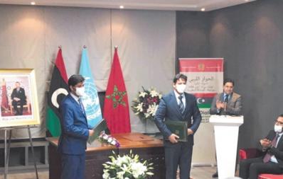 Consensus inter-libyen à Bouznika
