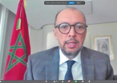 Le plan d'action marocain pour faire face au Covid-19 présenté en réunion de l'OCDE