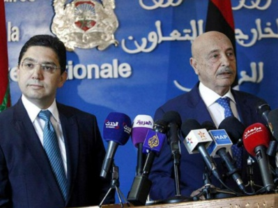 La médiation marocaine dans le conflit inter-libyen