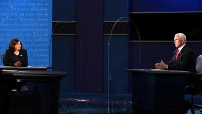 Harris et Pence s'affrontent sur le Covid-19 lors d' un débat ferme mais courtois