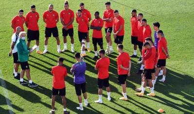 Le Onze national s'essaie en amical au vice-champion d'Afrique