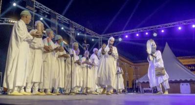 Coup d' envoi du 5ème Festival des arts populaires d'El Kelâa des Sraghna
