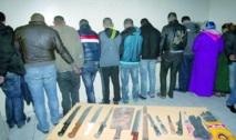 Les recherches sont en cours pour retrouver le reste de la bande : Démantèlement d'un réseau criminel à Casablanca