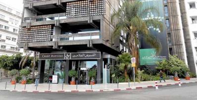 Le PNB du Crédit Agricole du Maroc bondit de 9% en dépit de la crise