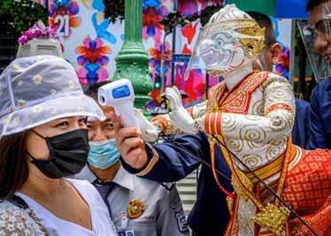 """""""Prison dorée """" pour les premiers touristes étrangers de retour en Thaïlande"""