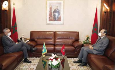 Volonté du Maroc et du Brésil de développer leurs échanges commerciaux