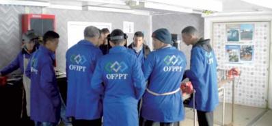 271.462 stagiaires inscrits en première année à l'OFPPT