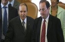 Provinces sahariennes : A Alger, François Hollande réitère la position de la France