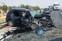 Selon la DGSN : 26 morts et 1260 blessés dans des accidents de la circulation