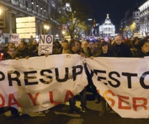 Espagne : Le budget de rigueur 2013 voté dans un lourd climat social