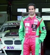 """Mehdi Bennani se dit """"satisfait"""" de ses résultats en 2012 : Le pilote marocain vise le podium l'an prochain"""