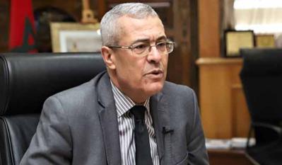 Mohamed Benabdelkader s'entretient avec le chef du Bureau du Conseil de l'Europe à Rabat
