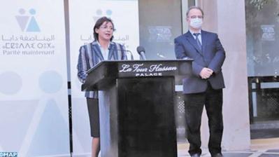 Lancement à Rabat d' une pétition nationale sur la parité