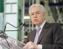 Lors d'une conférence de presse où il n'a pas tout dit : Monti  veut changer l'Italie et réformer l'Europe