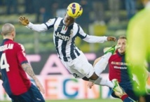 Calcio : Inter trébuche, la Juventus sur un boulevard
