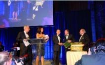 Gala annuel des correspondants de l'ONU : Ban Ki-moon remporte le prix offert par la RAM