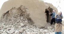 Faisant fi de la condamnation de la communauté internationale : Les islamistes détruisent les derniers mausolées de Tombouctou